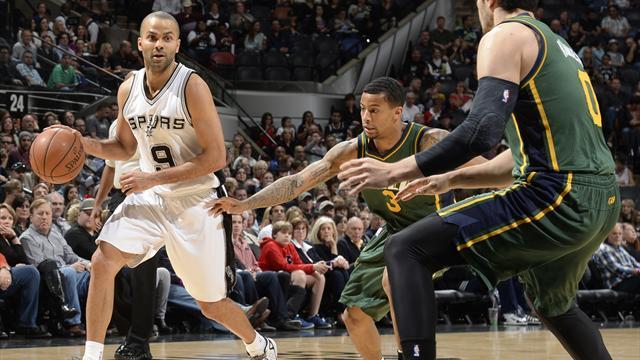 Les Spurs et le Thunder en balade, Gobert encore au top : ce qu'il faut retenir de la nuit