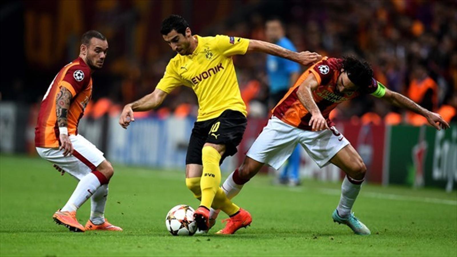 Mircea Lucescu: Mkhitaryan'ın Sneijder'den daha iyi bir oyuncu olduğunu söyledi