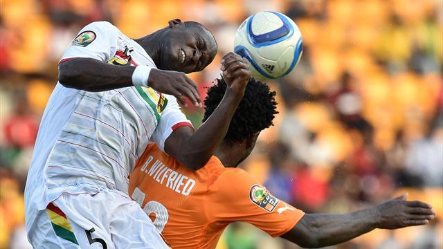 En direct live c te d 39 ivoire guin e coupe d 39 afrique - Coupe afrique des nations 2015 groupe ...