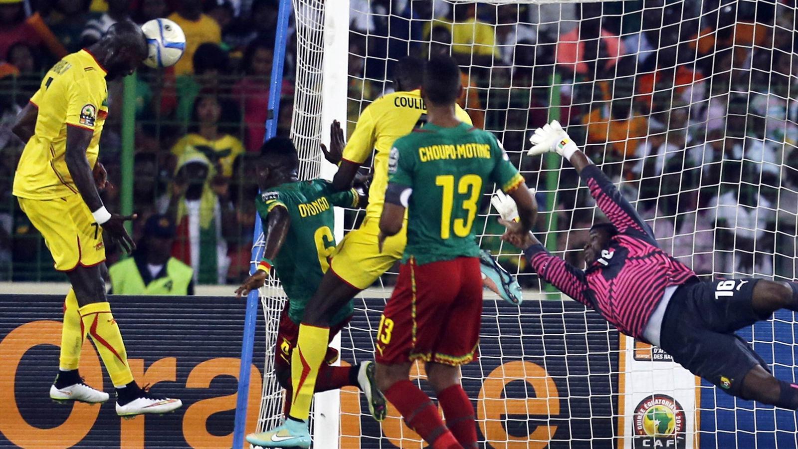 Can 2015 cameroun guin e 1 1 encore un match nul 1 - Coupe afrique des nations 2015 groupe ...