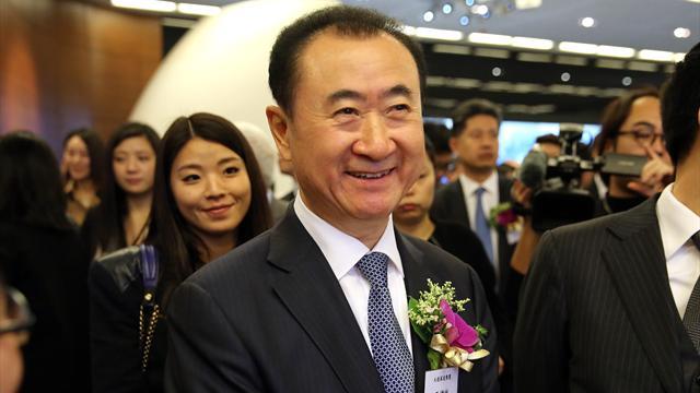 42e fortune mondiale, Wang Jianlin s'offre 20% de l'Atlético Madrid