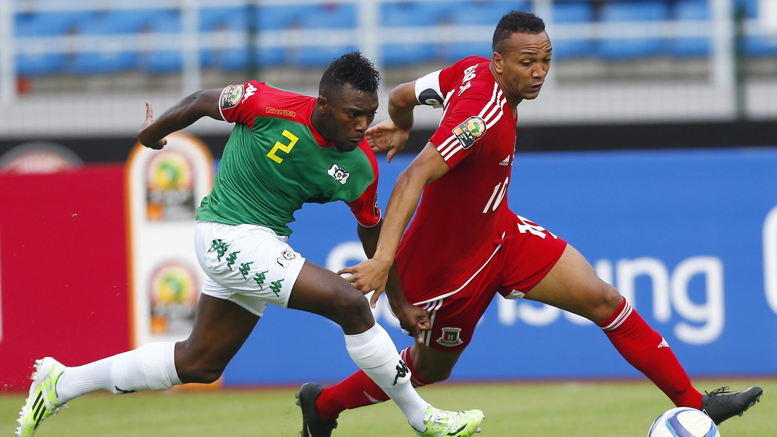 En direct live guin e quatoriale burkina faso coupe d 39 afrique des nations 21 janvier - Resultat foot coupe d afrique ...
