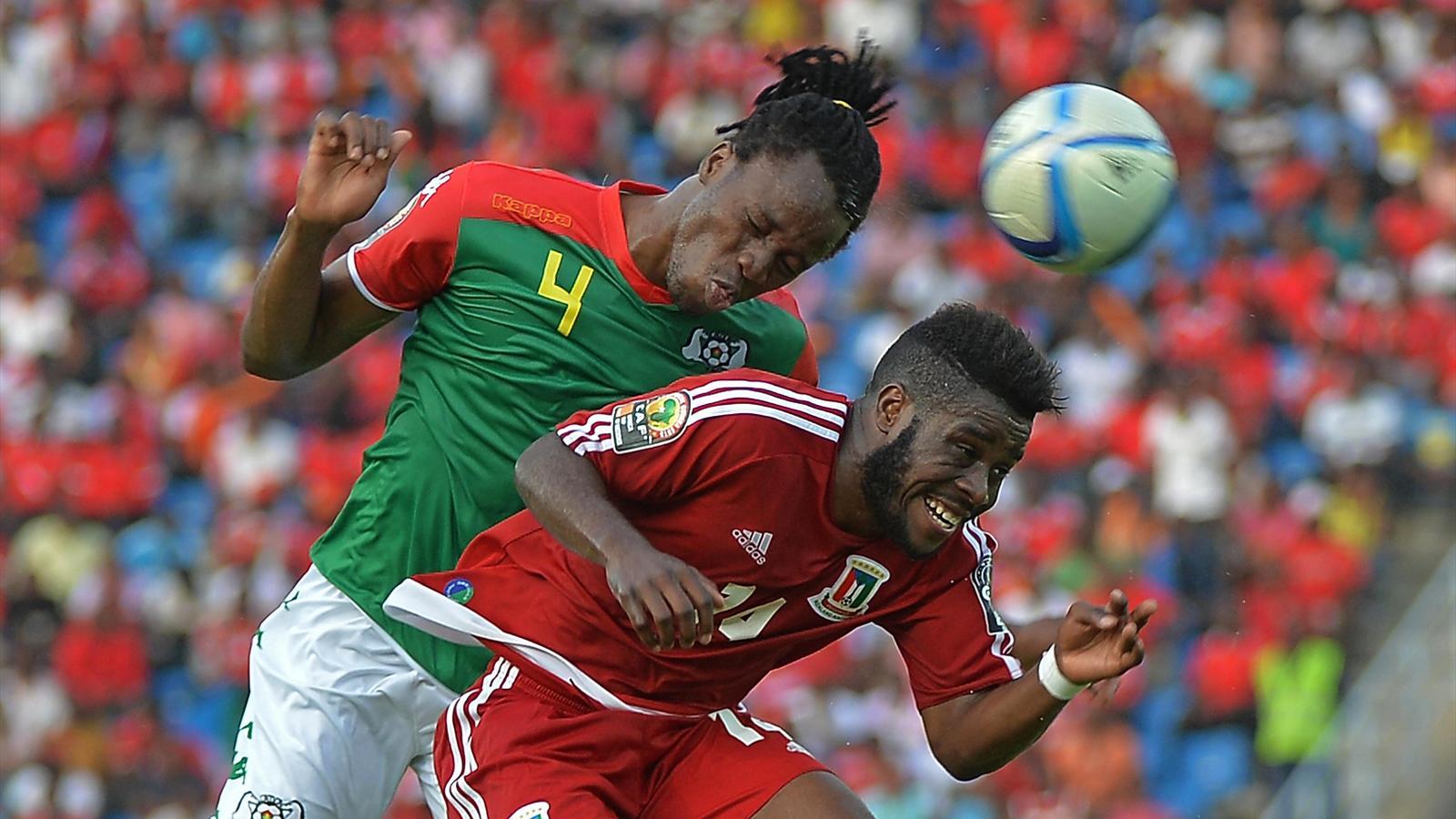 Can 2015 domin e par le burkina la guin e equatoriale ne s 39 en sort pas si mal coupe d - Coupe des 6 nations 2015 ...