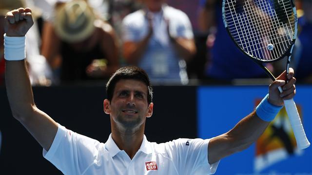 Les infos en direct : Djokovic et Wawrinka au 3e tour, Simon et Cornet sur le pont