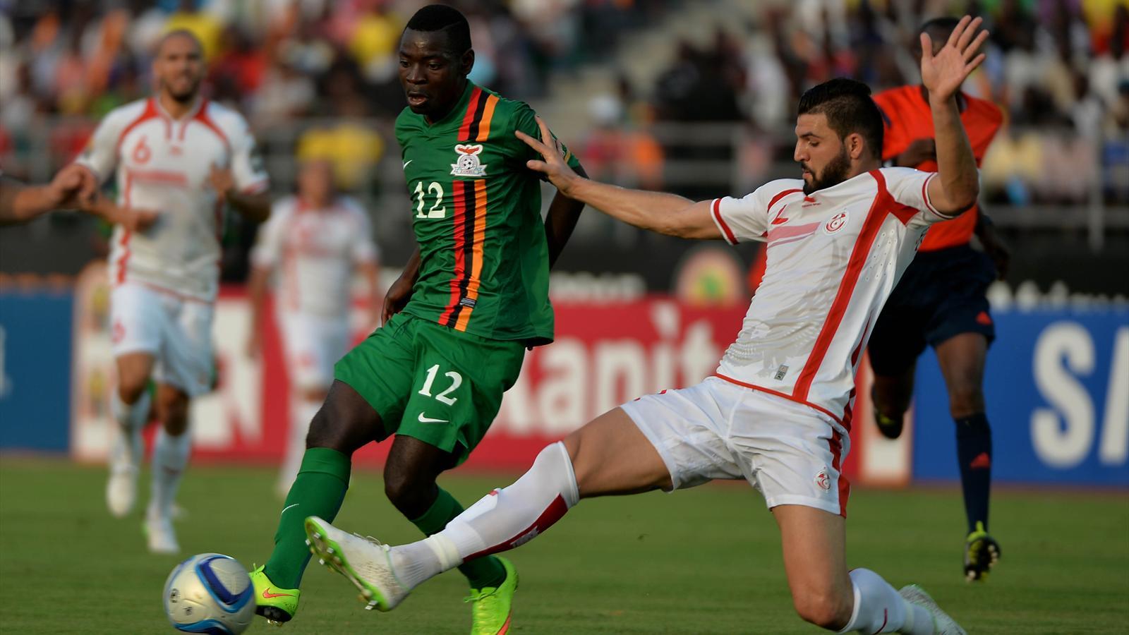 Live zambie tunisie phase de groupe coupe d 39 afrique - Coupe afrique des nations 2015 groupe ...