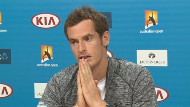 Tennis : Murray  : </b>