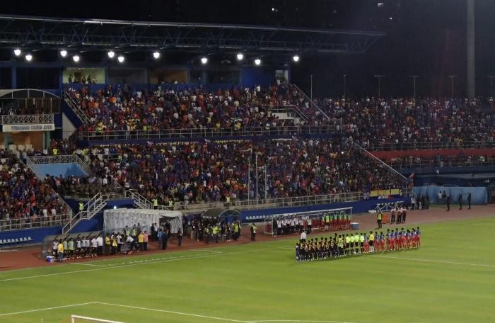 Стадион «Тан Сри Дато Ларкин»