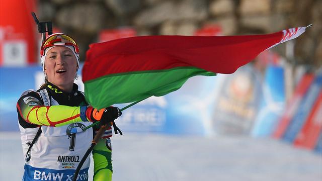 Домрачева выиграла пасьют в Ханты-Мансийске, Юрлова – седьмая