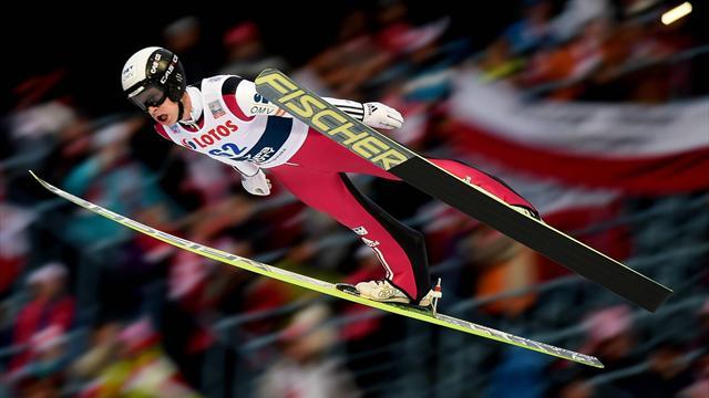 Roman Koudelka logra en Wisla su primer triunfo de la temporada
