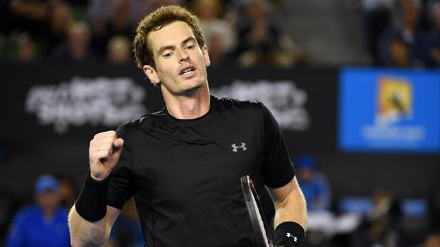 Murray s'est sorti des griffes de Dimitrov
