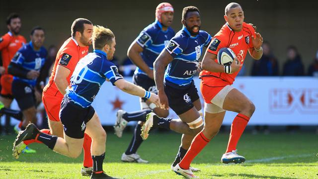 Toulouse dumped out of after shock loss to Montpellier