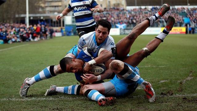 Bath secure quarter-final spot
