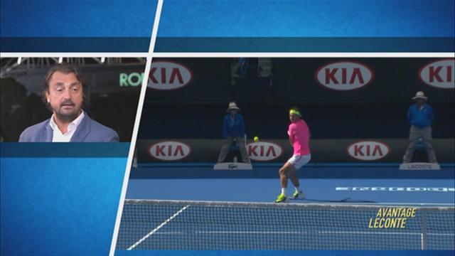 Tennis : Mouratoglou :