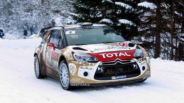 """Pour Citroën, le retour de Loeb a été """"une très belle opération"""""""