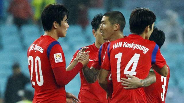 South Korea beat Iraq 2-0 to reach Asian Cup final