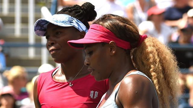 Tennis : Les Williams, comp�titrices devant l'�ternel