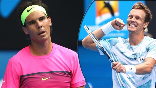 Australian Open. Итоги девятого дня
