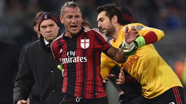 Un gros coup de sang, quatre matches de suspension : Mexès ne s'en sort pas trop mal