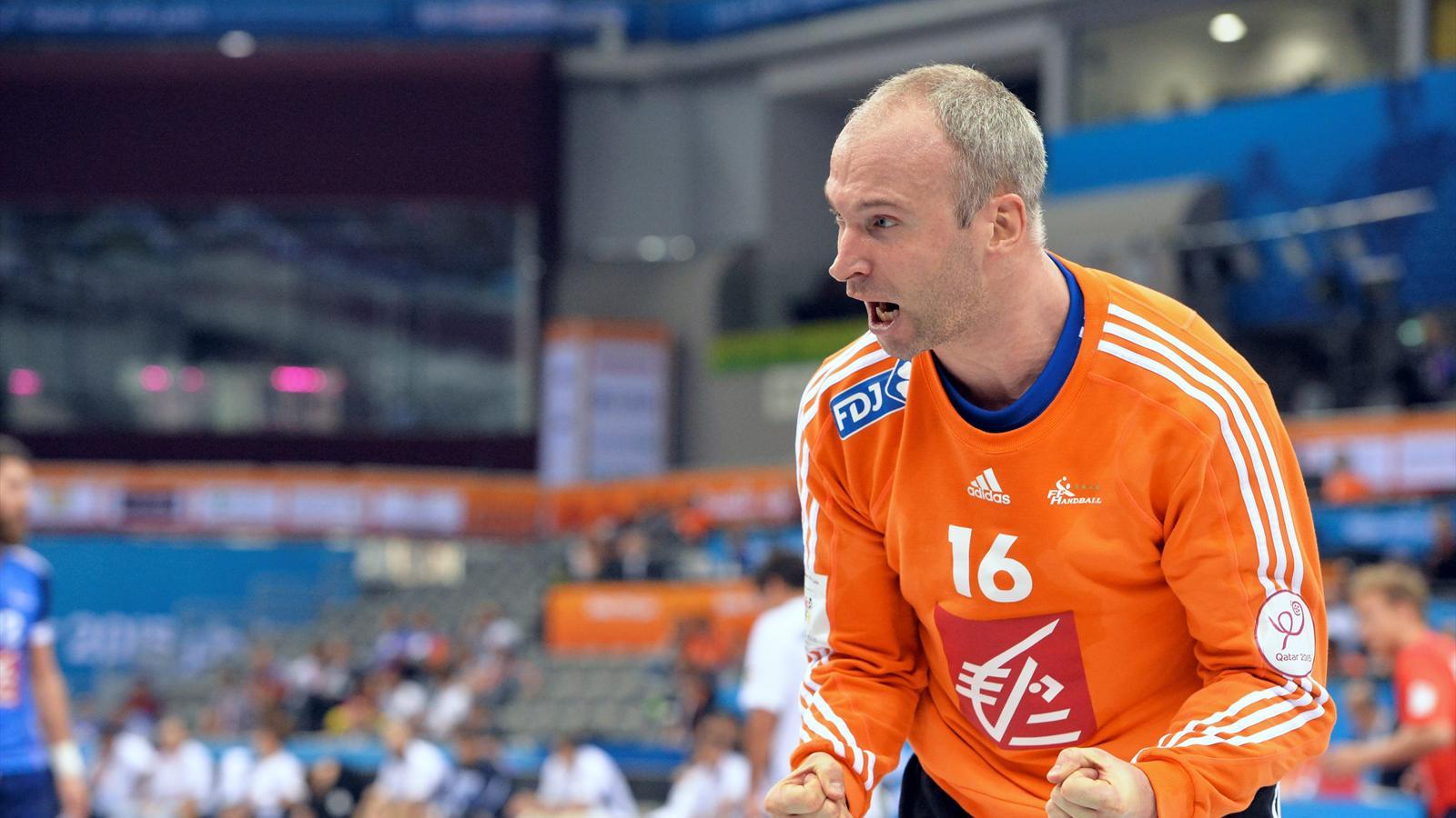 Mondial thierry omeyer l 39 espagne c 39 est tr s solide championnat du monde 2015 handball - Resultats coupe du monde handball ...