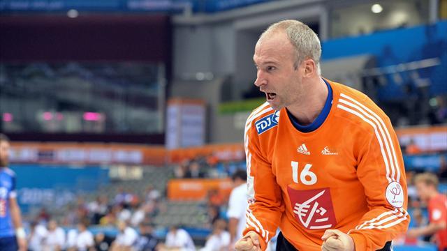 Live slov nie france quart de finale championnat du monde 2015 handball eurosport live - Diffusion coupe du monde handball 2015 ...