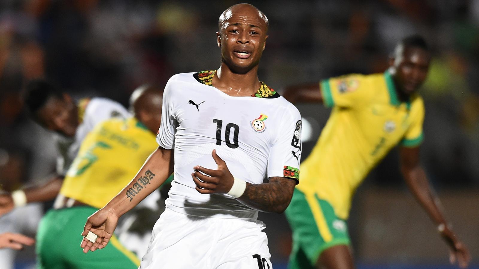 En direct live afrique du sud ghana coupe d 39 afrique des nations 27 janvier 2015 eurosport - Regarder coupe d afrique en direct ...