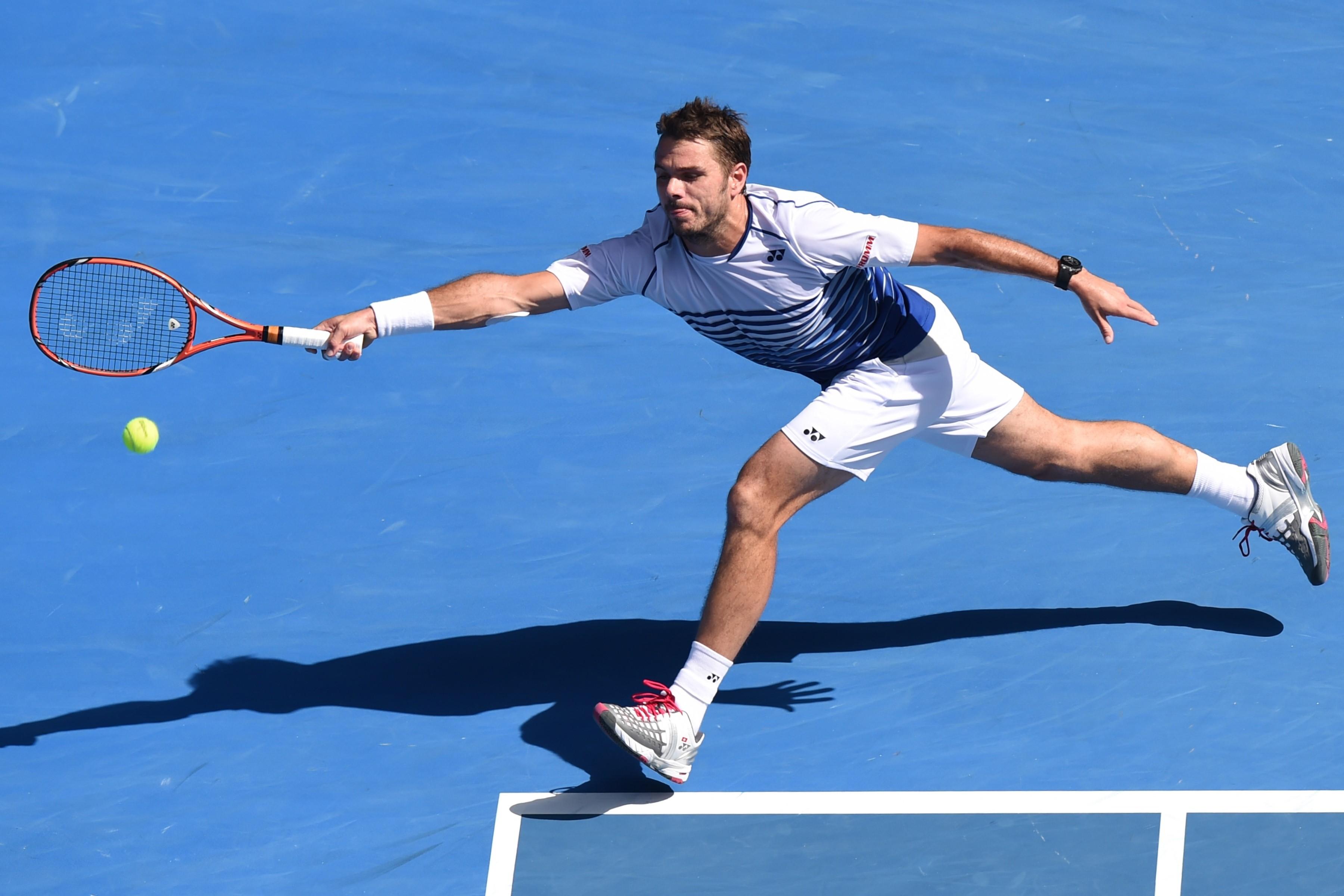 Стэн Вавринка на Australian Open