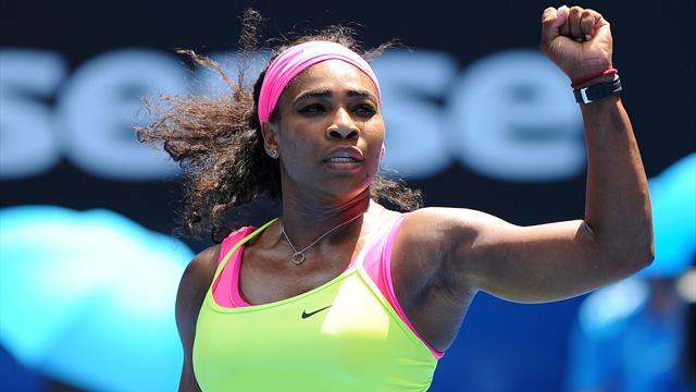 Serena Williams reviendra � la Hopman Cup en 2016