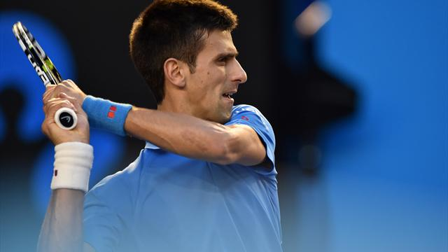 Maître Djokovic a donné la leçon