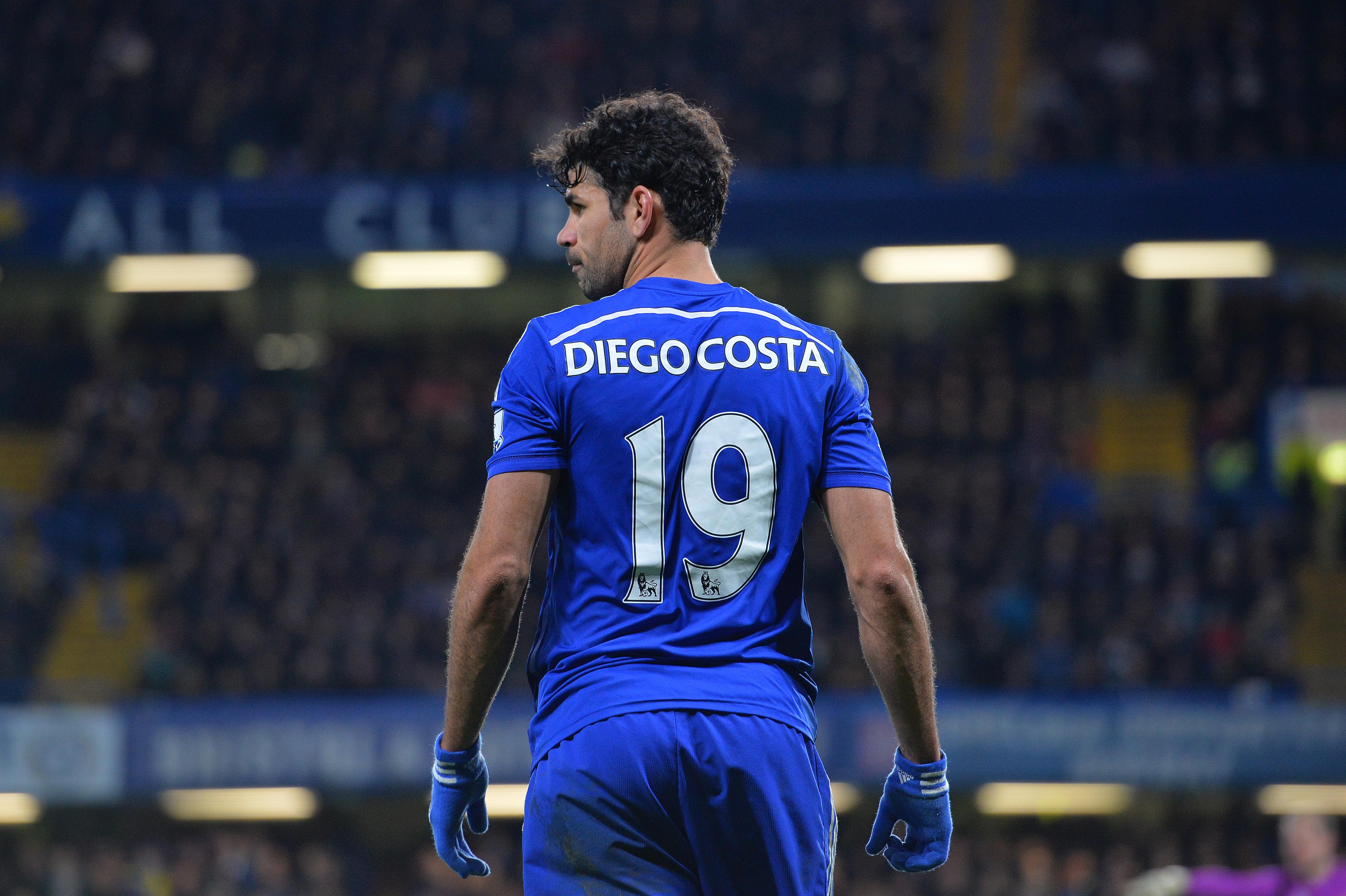 Диего Коста («Челси»)