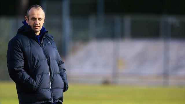 Saint-André a débuté son écrémage en vue du match contre l'Écosse