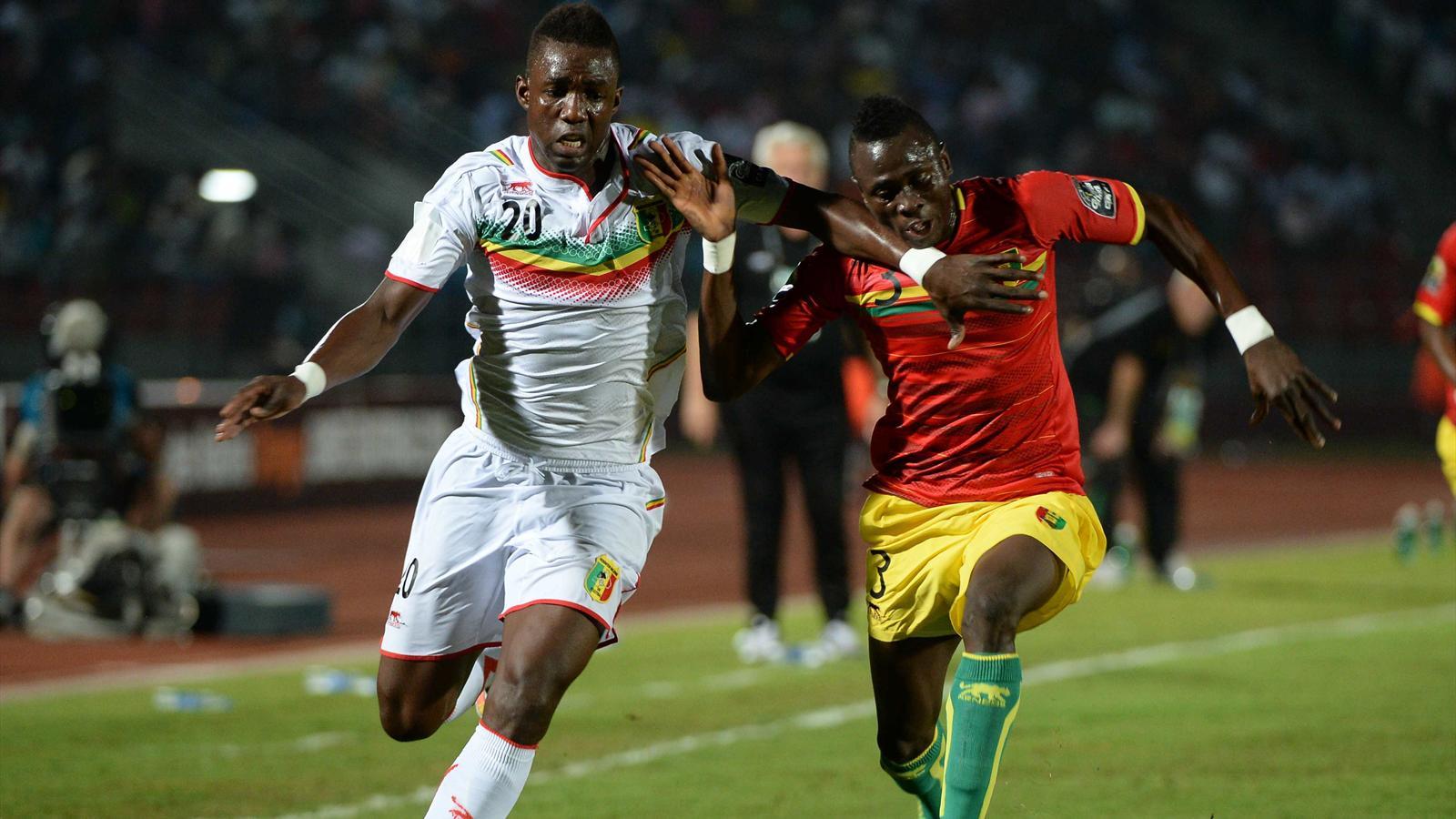 En direct live guin e mali coupe d 39 afrique des nations 28 janvier 2015 eurosport - Regarder coupe d afrique en direct ...