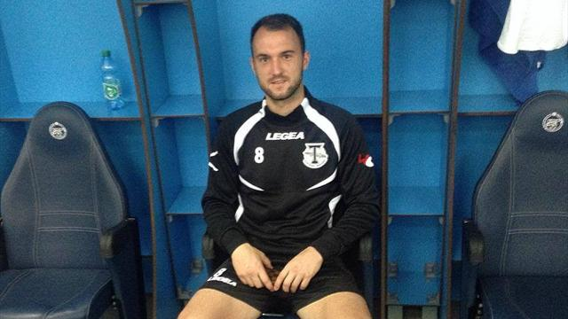 Франьич разорвал контракт с «Торпедо» из-за задержек зарплаты