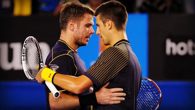 Dans l'Open d'Australie ultime, le 8e de finale serait… Wawrinka-Djokovic 2013
