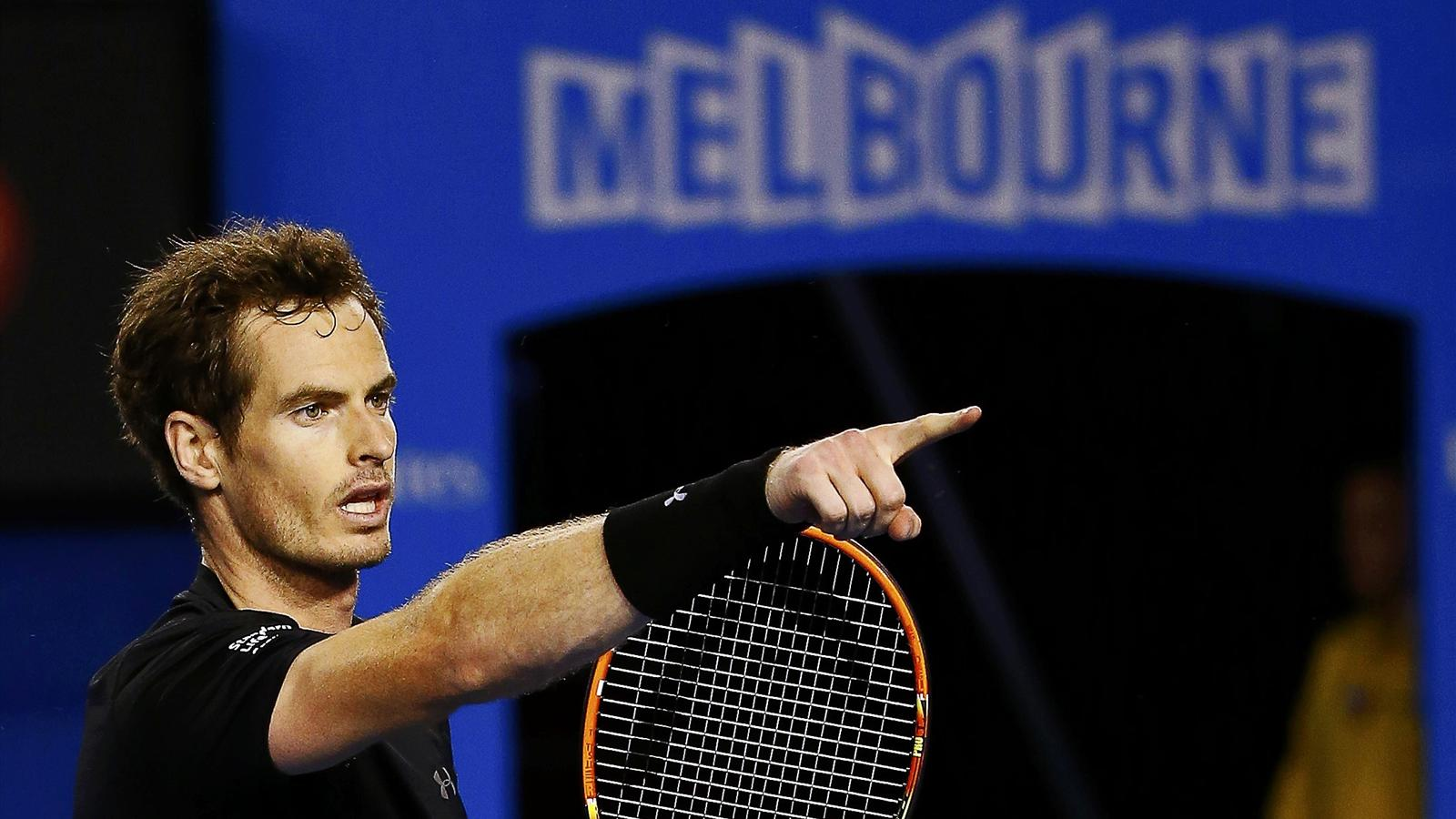 Berdych Andy Murray