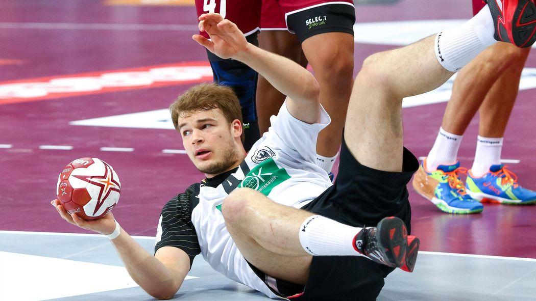 Dhb Team Verpasst Vorzeitige Em Qualifikation Handball Eurosport
