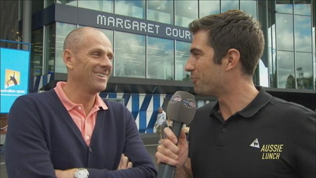 """Wawrinka est le seul capable de faire exploser Djokovic du fond du court"""