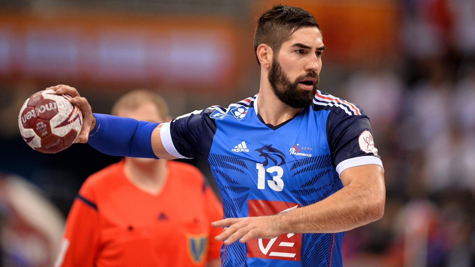 Mondial 2015 equipe de france nikola karabatic devrait atteindre les 1000 buts en bleu - Coupe du monde 2015 handball ...
