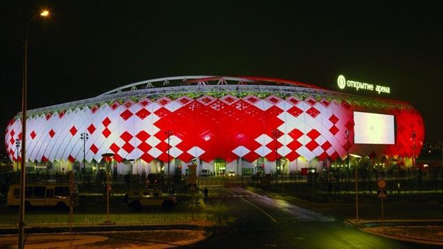 Арена «Спартака» номинирована на звание «Стадиона года» в мире