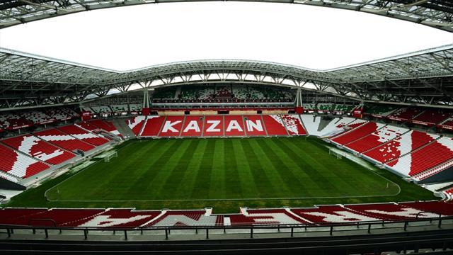 Финал Кубка России пройдет в Казани