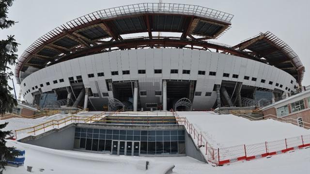 «Коммерсант»: строительство «Зенит-Арены» отложено из-за приостановки контракта с подрядчиком