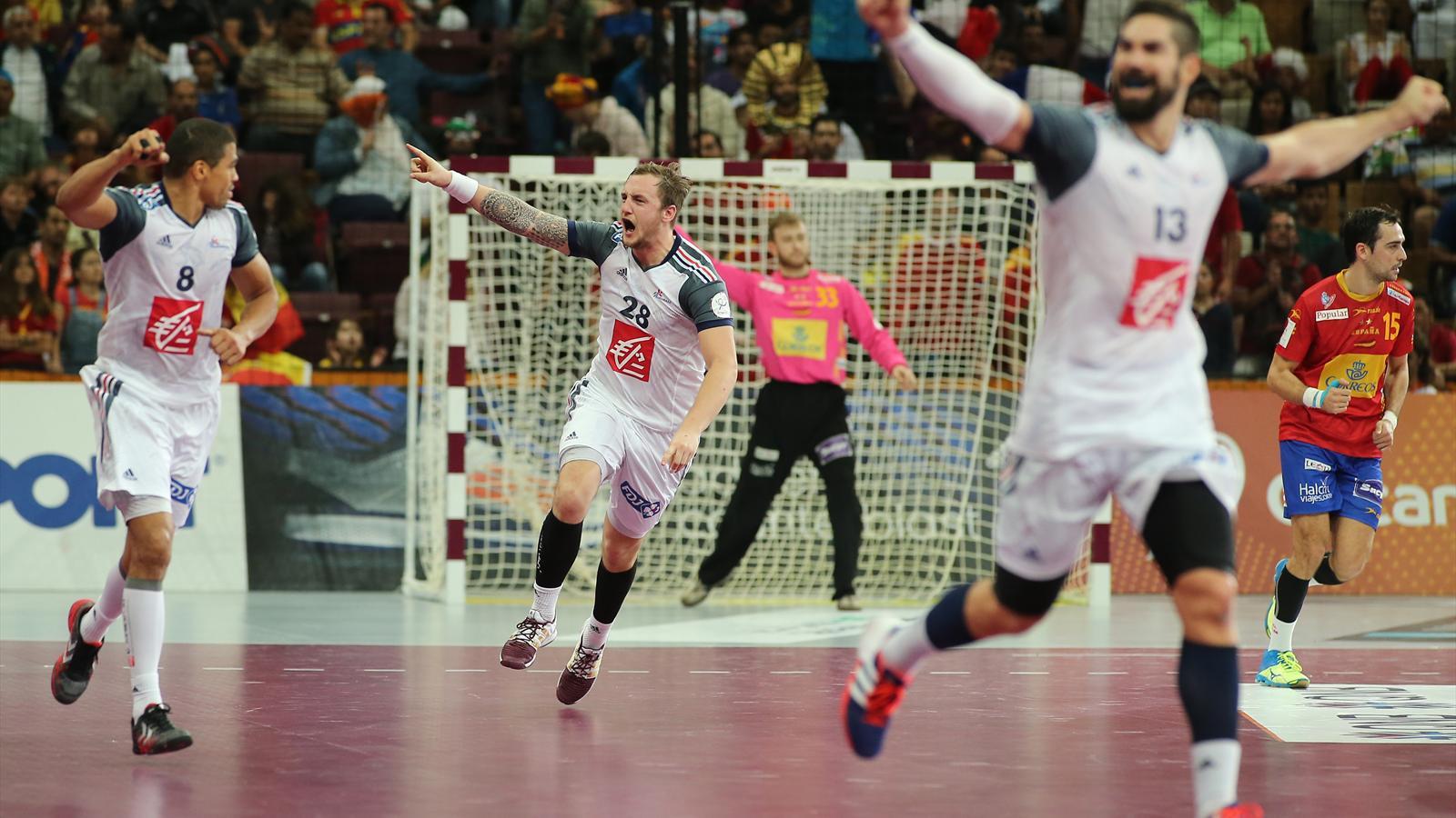 Handball mondial 2015 la france qualifi e pour la finale apr s sa victoire face l 39 espagne - Coupe du monde 2015 handball ...