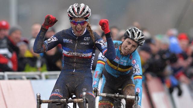 Pauline Ferrand-Prévot, blessée, fait l'impasse sur la saison de cyclo-cross