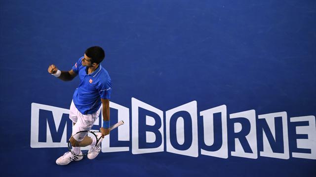 Le Big Four est de retour, mais Djokovic est tout seul