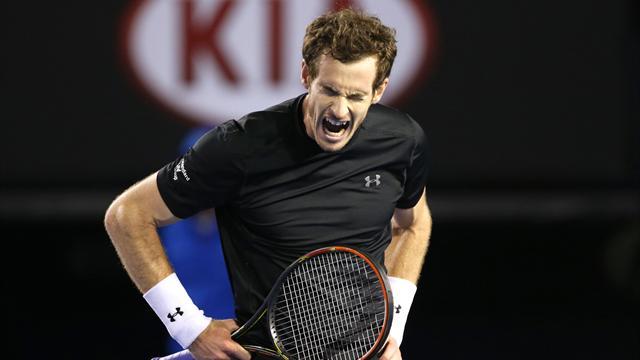 """Murray : """"Je me suis laiss� distraire par Novak lorsqu'il est tomb�..."""""""