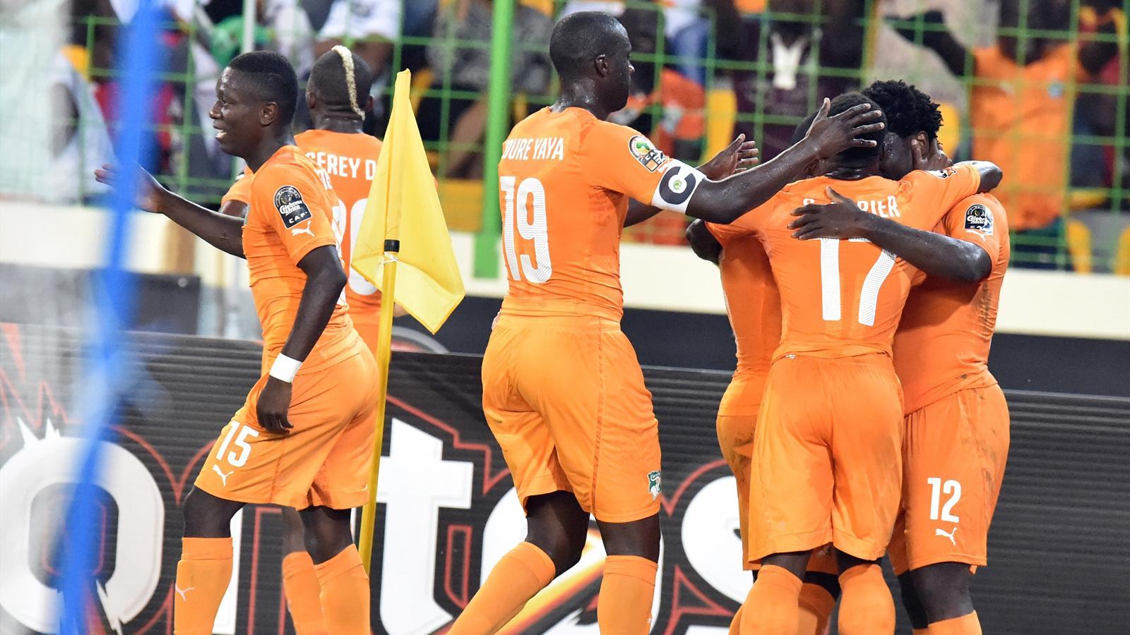 En direct live c te d 39 ivoire ghana coupe d 39 afrique des nations 8 f vrier 2015 eurosport - Regarder coupe d afrique en direct ...