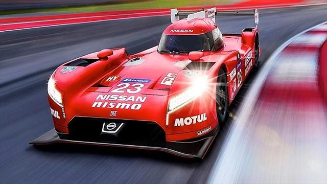 Avec sa GT-R LM, Nissan fait l'incroyable pari du moteur avant