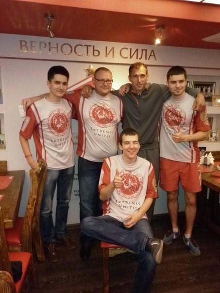 Сергей Никифоров и Алексей Зуев
