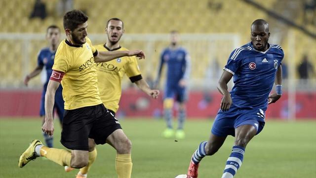 Fenerbahçe 5-0 Bayburt Grup Özel İdare ( MAÇ ÖZETİ )