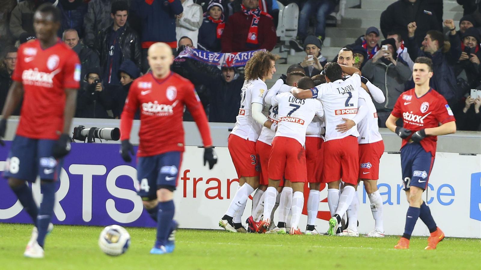En direct live lille psg coupe de la ligue 3 - Resultats coupe de la ligue en direct ...