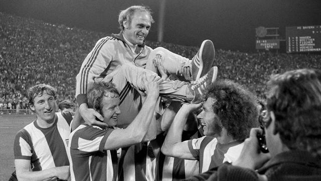 Udo Lattek, l'entraîneur du grand Bayern des années 70, est mort